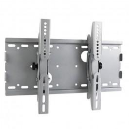 Soporte pared TV Fonestar STV658P, plata, inclinag