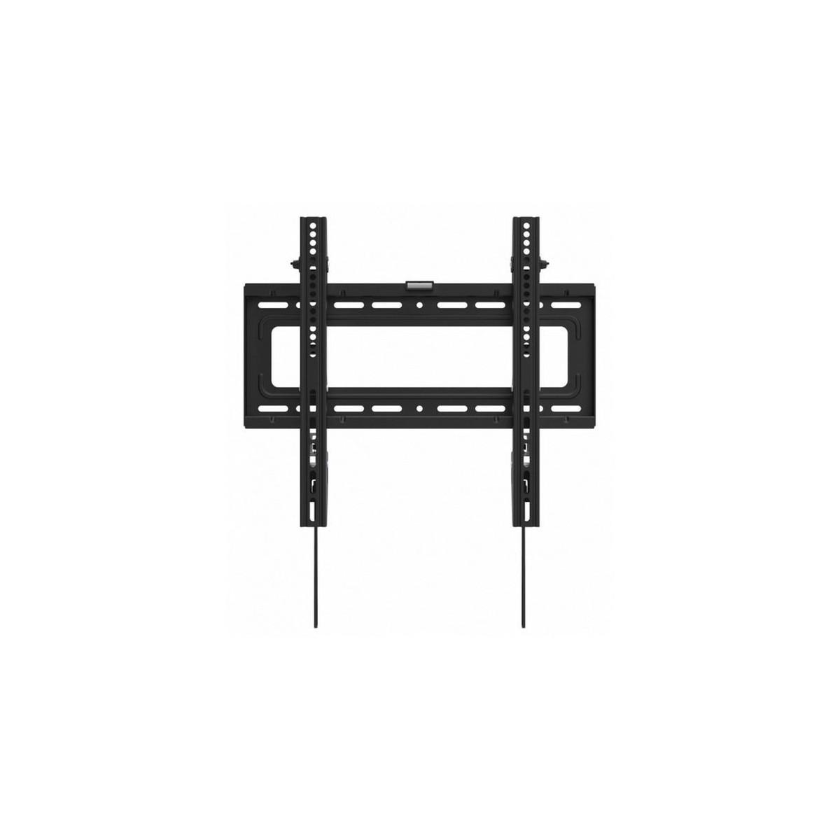 Soporte pared TV Fonestar STV7344N, negro, inclina