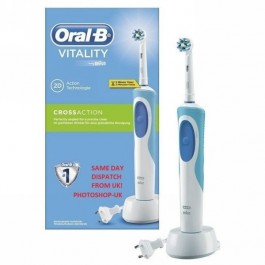 Cepillo dental D12 VITALTY CROSS ACTION