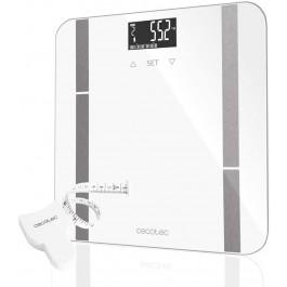 Báscula Baño Digital de alta precisión Cecotec Surface Precision 9400 Full Healthy