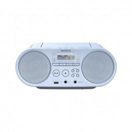 RADIO CD ZS-PS50W AZUL USB