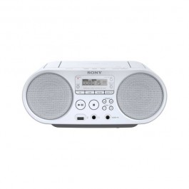 RADIO CD ZS-PS50W BLANCO USB