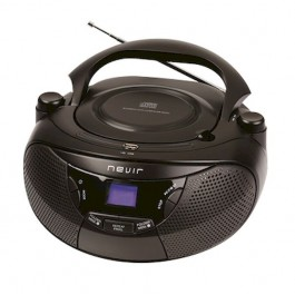 RADIO CD NVR-475U NEGRO