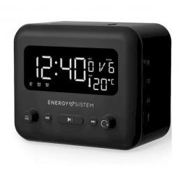 RADIO RELOJ ENERGY SISTEM CLOCK SPEAKER 2 BLUETOOTH GRAPHITE