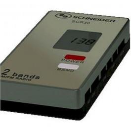 Radio SCHNEIDER 8436027042020 Pocket-radio digital SCR 30 Silver