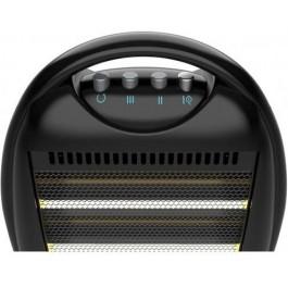 Estufa Halógena Cecotec 7100 Ready Warm Radiador de Cuarzo 1200W