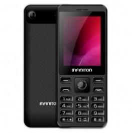 "Teléfono Móvil Infiniton T2 Básico Negro 2.4"" Dual Sim Bluetooth Cámara 0.2 MP"
