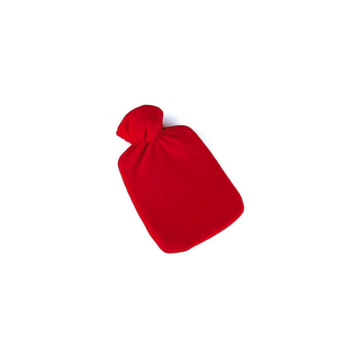 Bolsa de agua caliente Jata BAC42RJ, roja,