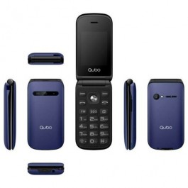 Telefono Smartphone Qubo B-209 Azul