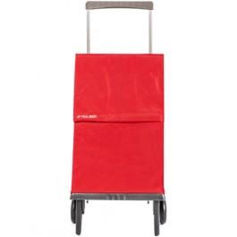 Carro Compra 2 Ruedas Plegable Rolser Plegamatic Original MF Rojo