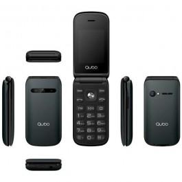 Telefono Smartphone Qubo B-209 Negro