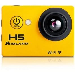 Cámara Midland H5 Full HD Resistente al Agua Wi-Fi A Prueba de Polvo