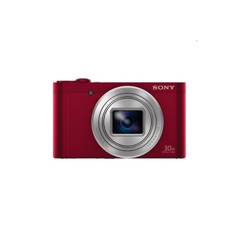 SONY DSCWX500R Roja 18,2 Wifi
