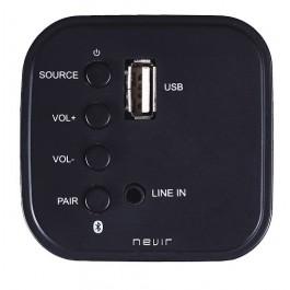 NEVIR NVR843SBBU Bluetooth