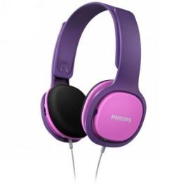 Auriculares Philips SHK2000PK rosa