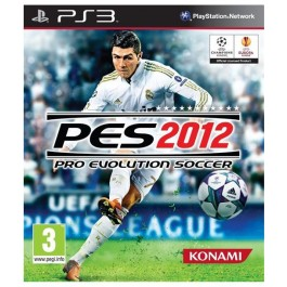 JUEGO PS3 PRO EVOLUTION SOCCER 2012