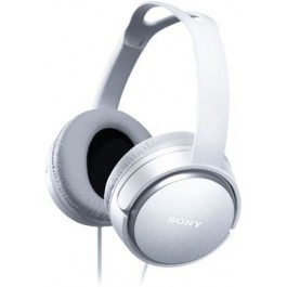 Auriculares Sony MDRX150W Blanco Cable 2 Metros
