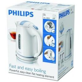Hervidora Philips HD4646/00 1,5 Litros Blanco 2400 W