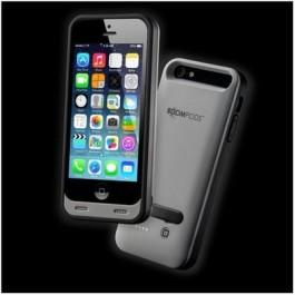 Funda Boompods 11PCLGR Powercase Iphone 5 Gris