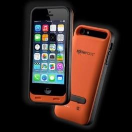 Funda Boompods 11PCORA Powercase Iphone 5 Naranja