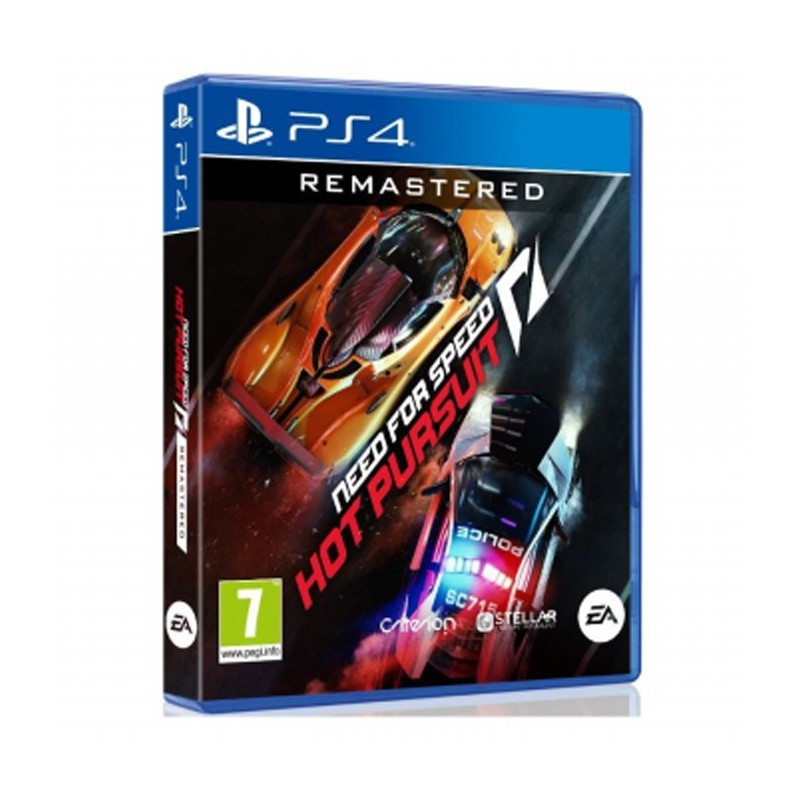 JUEGO PS4 NEED FOR SPEED HOT PURSUIT REMASTERED