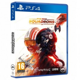 JUEGO PS4 STAR WARS: SQUADRONS