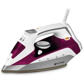 Plancha de vapor GRUNKEL PLA15 con suela ultradeslizante