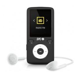 Reproductor MP4 Extrafino con Radio FM SPC 8488N Colour Sound