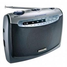 Radio portatil Philips AE216004 mono 3 bandas