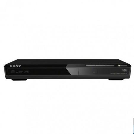 Dvd Sony DVPSR170B, xvid mini negro