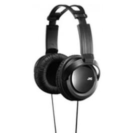 Auriculares JVC HA-RX330 Alámbrico Negro