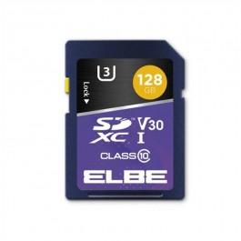 Tarjeta de Memoria ELBE SD XC V30 128GB
