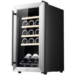 Vinoteca GrandSommelier 15000 Cecotec 2343 Inox Compressor