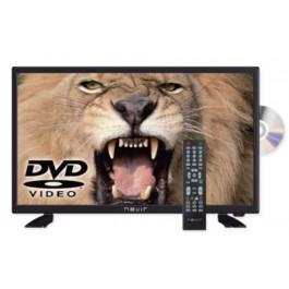 TV LED NEVIR NVR7412 24 Inch DVD 12V