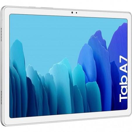 """Tablet Samsung Galaxy TAB A7 10.4"""" 3GB/32GB Plateado"""