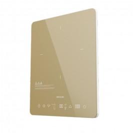 Placa de induccion Full Crystal Diamond Color Blanco  CECOTEC 8015
