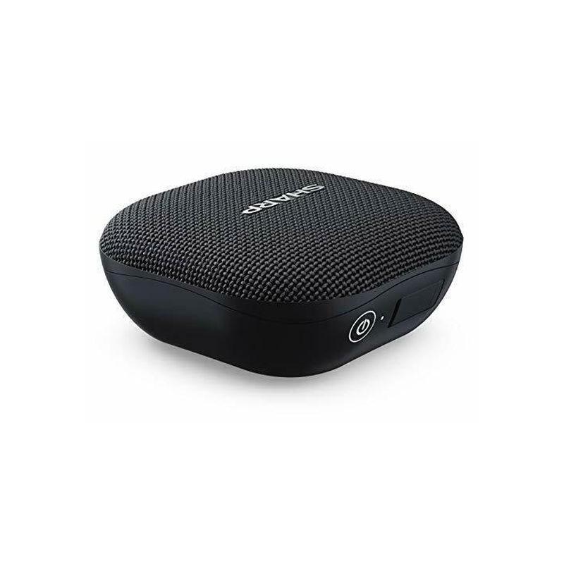Altoparlante Portátil Sharp GX-BT60 BK 3956278 Bluetooth 20 Horas de Reproducción
