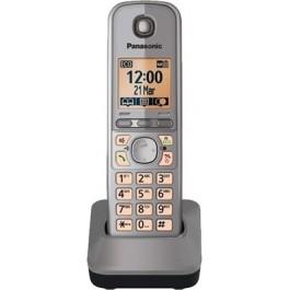 Teléfono Inalámbrico Panasonic KXTGA671EXM Supletorio Gris