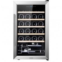 Vinoteca GrandSommelier 24000 Inox Compressor CECOTEC 2345