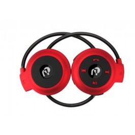 AURICULAR DEPORTIVO MP315 ROJO BLUETOOTH