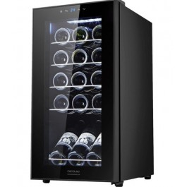 Vinoteca GrandSommelier 15000 Black Compressor CECOTEC 2340
