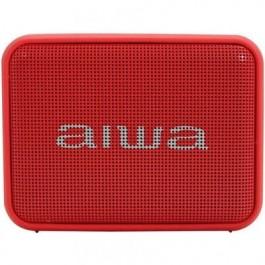 Altavoz Portátil AIWA BS-200RD Bluetooth Rojo