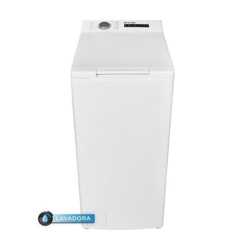 Lavadora carga superior EVVO T8 8kg 1200rpm A+++
