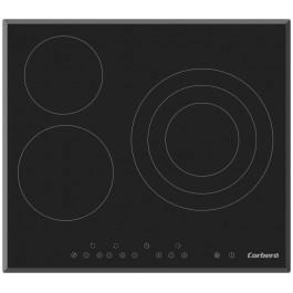 Placa Vitrocerámica Corberó CCVM300 negro