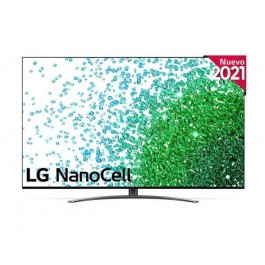 TV LG NanoCell 50NANO816PA 4K QuadCore SmartTV webOS 6.0 HDR10 HLG