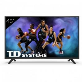 """TV 45"""" Led TD SYSTEMS K45DLJ12US clase A 4K"""