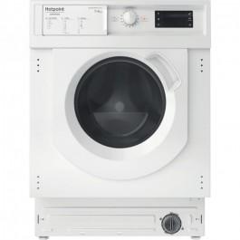 Lavasecadora integrable Hotpoint BI WDHG 751482 EU clase E de 7/5K