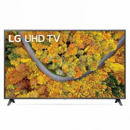 "Televisor 75"" LG 75UP75006LC smart tv"