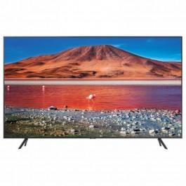 "TV Smart 50"" Led Samsung UE50TU7105 Cristal Uhd Hdr 4k"