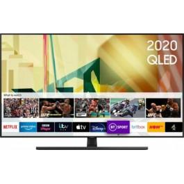 "Televisor 55"" Samsung QE55Q70TATXXC Smart TV 4K QLed"